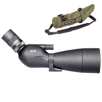 Opticron MM4 77 + SDL + Green Stay-on-Case
